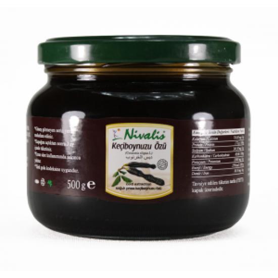 Natural Turkish Carob Molasses, 500 gr