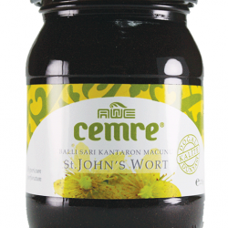 Honeyed St. John's Wort Paste, Turkish Honey with St. John's Wort, 215 Gr