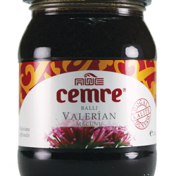 Honeyed Valerian Root Paste, Turkish Honey with ‫Valerian Root 215 Gr