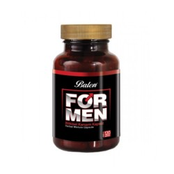 Men's Set, for erectile dysfunction and sexual anorexia, three herbal tonics in one set
