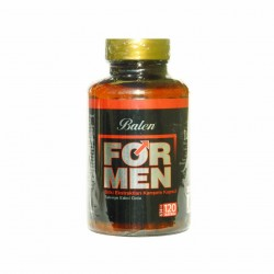 ForMen Extracts, 634 mg 120 Capsules