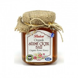 Turkish Flower Honey, Organic Flower Honey, 450 gr