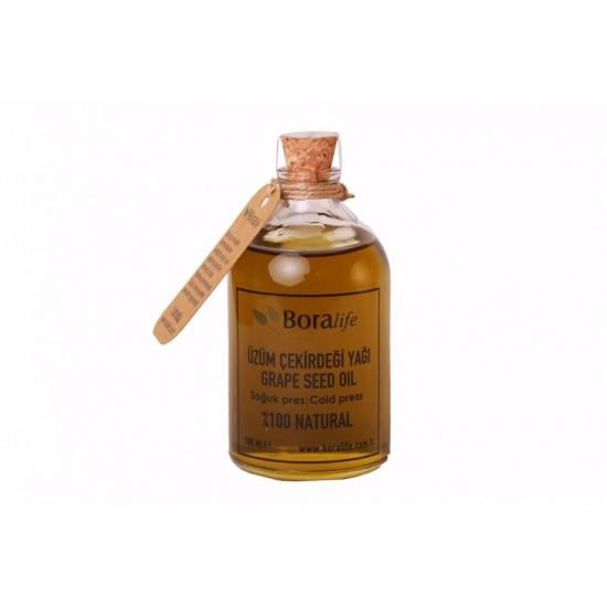 Cold Press Oils, Grape seeds oil, 50 ML