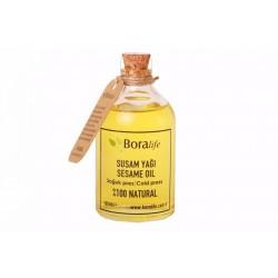Cold Press Oils, Organic Sesame oil, 50 ML