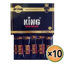 Epimedium Offers, King Herbal Epimedium Macun Paste Aphrodisiac King Ready to Use Bags 10 packages, 10×180 gr