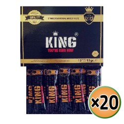 Epimedium Offers, King Herbal Epimedium Macun Paste Aphrodisiac King Ready to Use Bags 20 packages, 20×180 gr