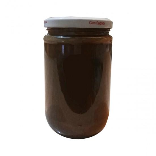 Turkish Organic Black Tahini, Organic Black Sesame Seeds, Premium Turkish Tahini, 500 gr
