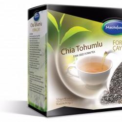 Chia seed form tea, Turkish Tea, 40 Teabags