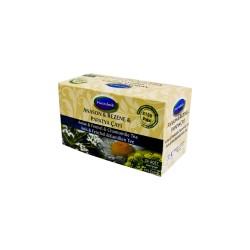 Anise, Fennel, and Chamomile Tea, Turkish Herbal Tea, 20 Teabags