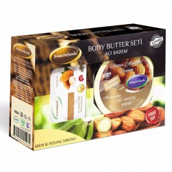 Special Offers, Bitter Almond Set, Skin Care, Bitter Almond Cream, Bitter Almond Soap