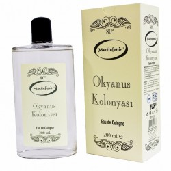 Turkish Okianos Cologne, Refreshing Sensation 200 ML