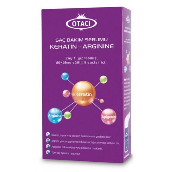 Herbal Keratin Arginine Hair Care Serum ,8 Serums