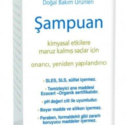 Keratin Vegetable + Organic Arginine Shampoo  for Hair Care (Doctor Center Group) (250ml)