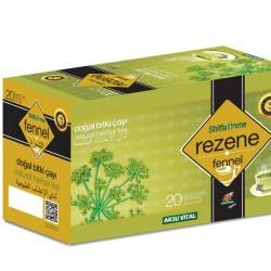 Fennel tea, Turkish Fennel Harvest, 20 bags, 40 gr