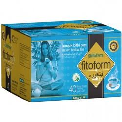 FitForm Tea, Turkish Herbal Slimming Tea, Weight Loss Tea, Mixed Herbal Tea 40 bags, 80 gr