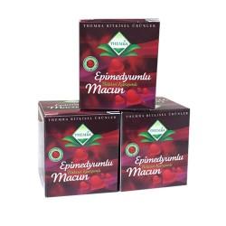 Epimedium Turkish Honey, Epimedium Paste, Original Product, 3×43gr