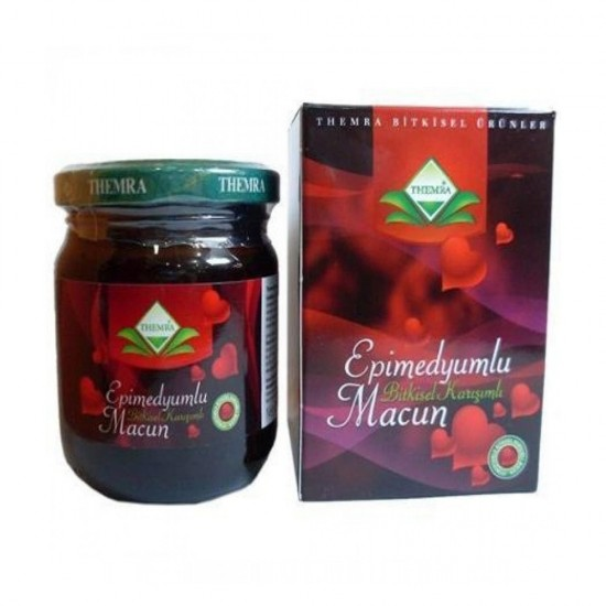 Epimedium Macun, Epimedium Honey, 240 gr