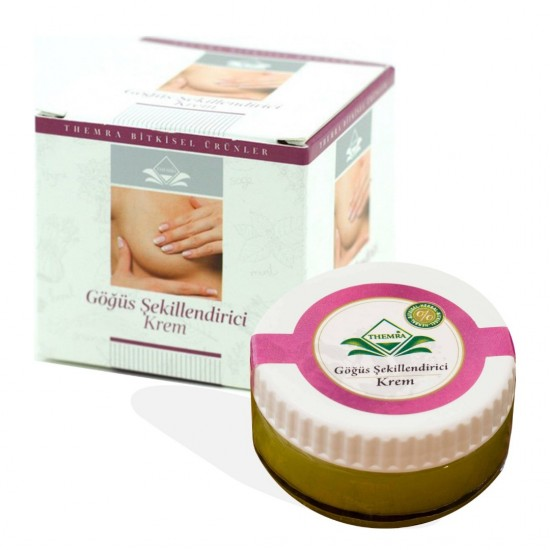 Herbal Breast Firming Cream, Botanic Formula, Tightens, Lifts, 50 ml