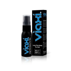 Viaxi Long Time Natural Spray For Men, Delay Spray For Men, Herbal Extracts, Lidocaine Free, 20 ml