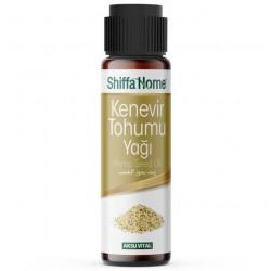 Cold Press Oils, Hemp Seed Oil, Food Grade, Shiffa Home, 30 ML