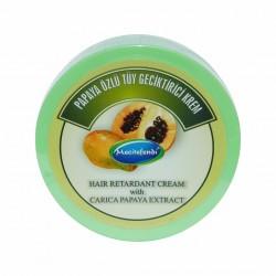 Hair inhibitor cream, Papaya form, 9 herbal extracts, 150 ml