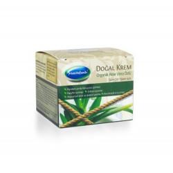 Natural Aloe Vera Cream, Unifying Skin Tone, Skin Cell Renewal, 100 ml
