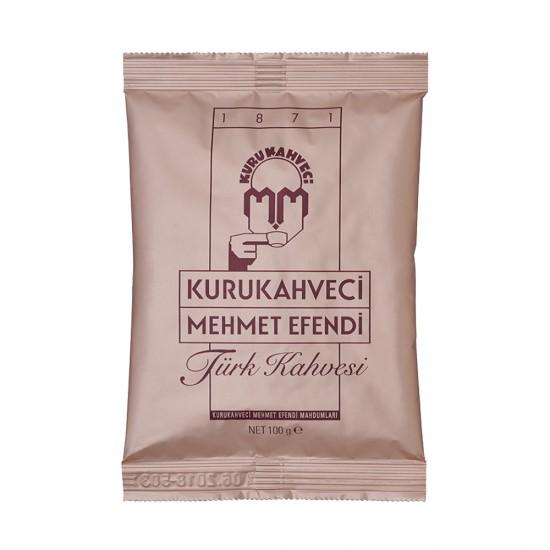 Turkish Coffee, Mehmet Efendi Turkish Coffee, Luxurious Taste, 100 gr